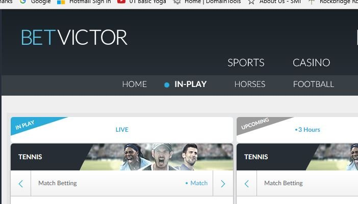 Live In-Play Betting