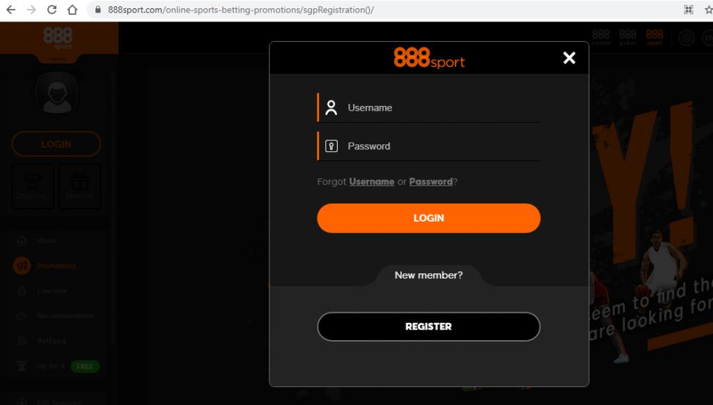 888 Registration